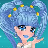 Makeover Ice Princess