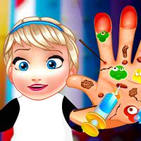Baby Hand Doctor