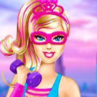 Barbie Gym Workout