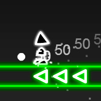 Neon Climber