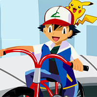 Pokeman BMX Fun