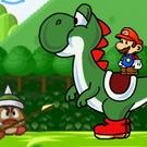 Mario Yoshi Adventure 2